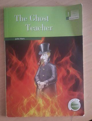 "Libro ""The ghost teacher"""