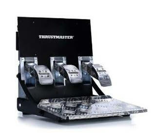 pedales thusmaster pro t300 y t500