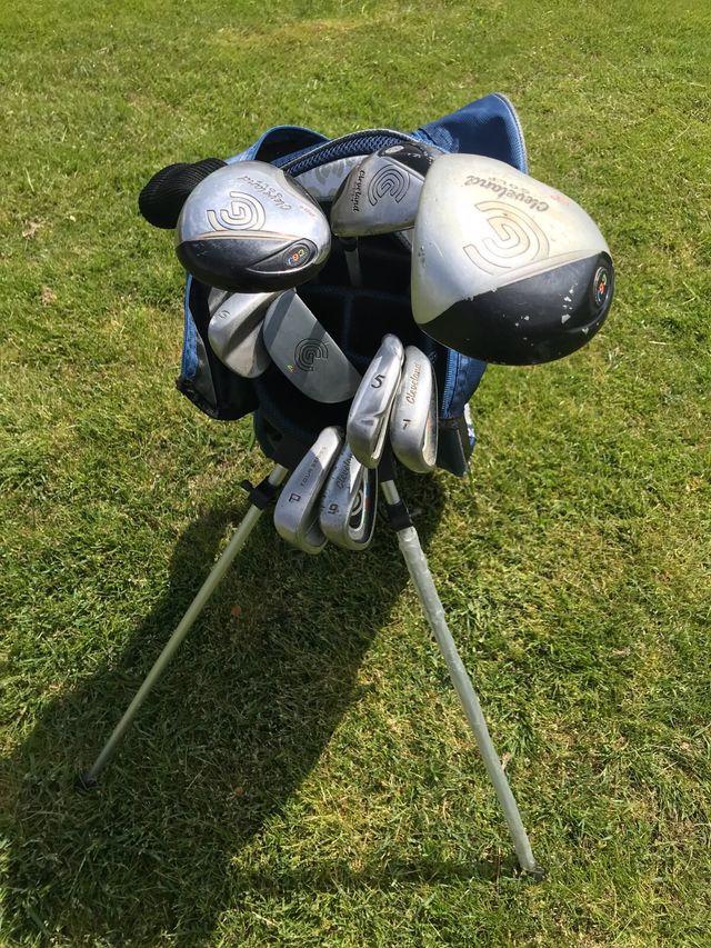 Palos de golf junior