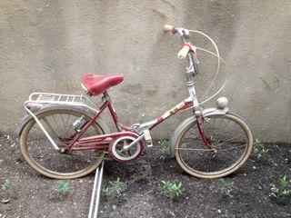 Bicicleta plegable Bh.