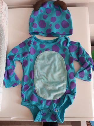 disfraz bebé Monstruos SA