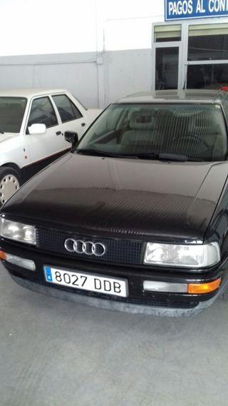Audi coupe 1989