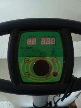 máquina vibradora para perder peso