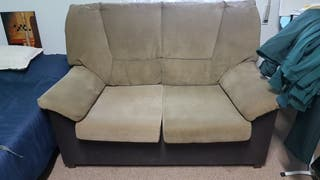 sofa dos plazas pequeño 140cm