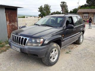 Jeep Grand cherokee 3.1 CRD
