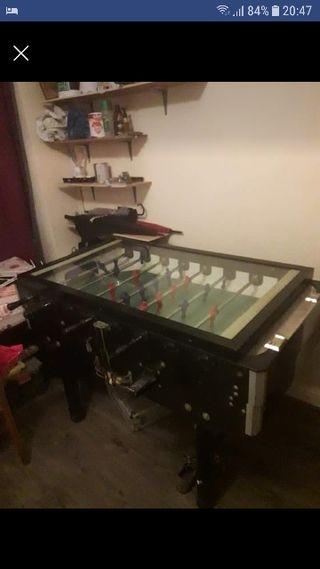 Table futbollin