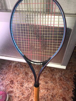 Raqueta spalding