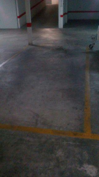 alquiler garaje zona instituto