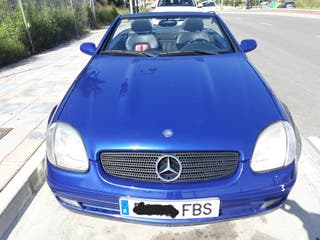 Mercedes-Benz slk 230 kompresor
