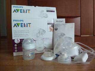 Extractor de leche electrónico Philips Avent