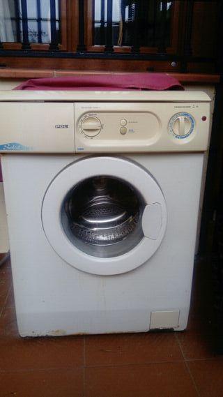 lavadora para piezas o arreglo solo enganche puert