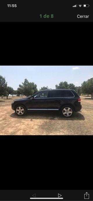 Volkswagen Touareg 2006 tdi v6: con motor averiado