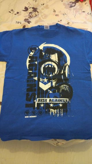 Camiseta Rise Against