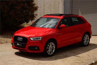 Audi Q3 2014 2.0 tdi Sline