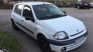 Renault Clio 2001 rt 1.2 gasolina