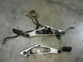 Estribera Honda CBX 750 F