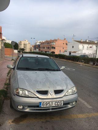 Renault Megane 2002. 1.9dci