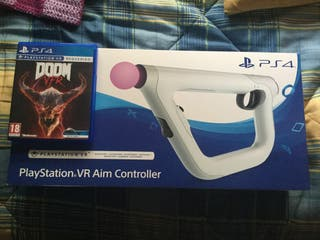PSVR Aim Controller DoomVFR