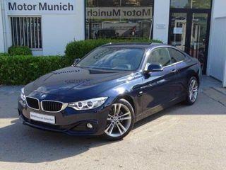 BMW Serie 4 Coupé 420D Sport Manual 190cv Mod F32 EU 6