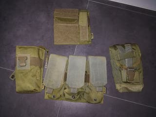 pack Pouch flyye cordura 1000d