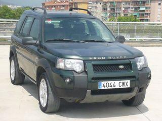 Land Rover Freelander 2.0 Td4 112 E 4x4 5p