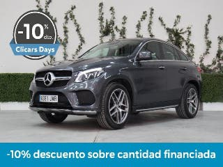Mercedes-Benz Clase GLE GLE Coupe 350 d 4Matic 190 kW (258 CV)