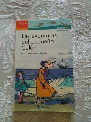 Libro infantil las aventuras del pequeño colon