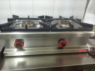 hornilla de sobremesa profesional