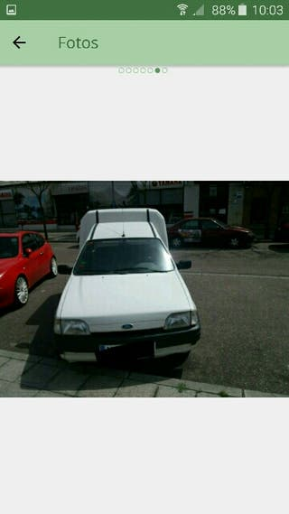 Ford Tourneo Courier 1.8 1995