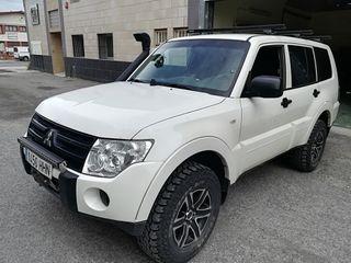 Mitsubishi Montero 2011 pro 200 cv