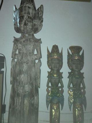 figuras Tailandesas