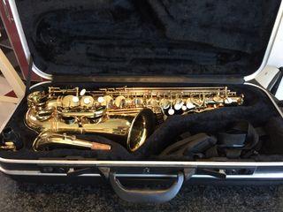 Saxofón alto en mi b