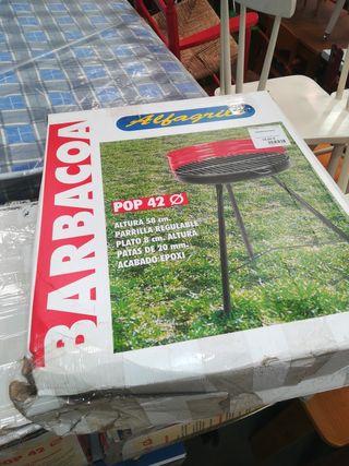 Barbacoa Pop nueva 42cm