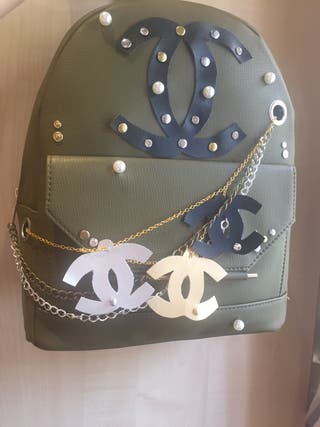 I sell leather backpack