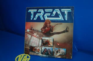 Vinilo disco Treat Treat LP 1989-heavy-desca