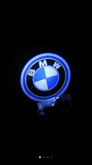 Luz proyector logo BMW
