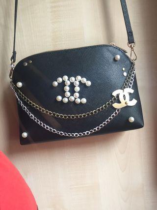 I sell leather shoulder bag
