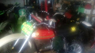 restauración motos