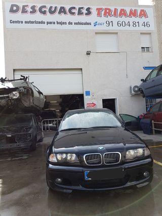 BMW e46 320 diesel 136cv