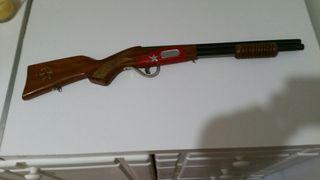 escopeta juguete antigua