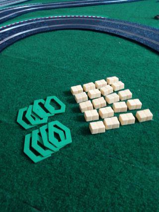 Scalextric accesorios REBAJADO