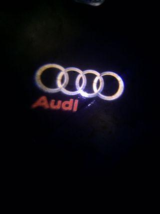 Luz proyector logo AUDI