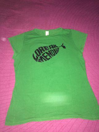 Camiseta loreack mendian