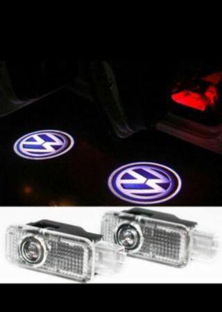 Luz proyector logo VOLKSWAGEN