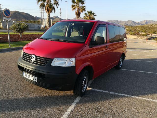 Volkswagen Transporter -T5 2009