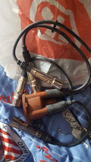 cable de bujias con delco vw golf gti 3