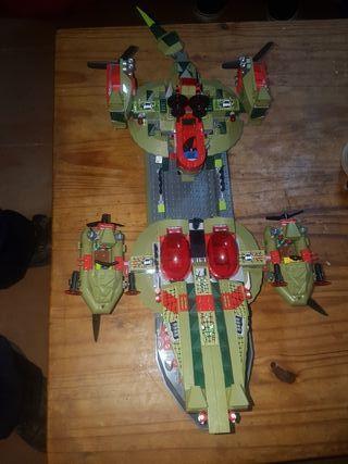 barco lego chima