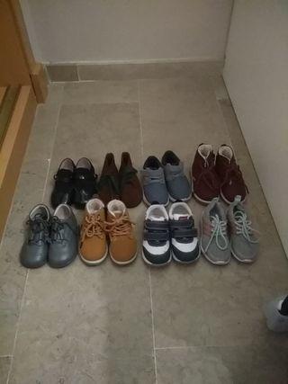 Zapatos niño unidad