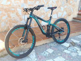 "Bicicleta Giant reing floating 27,5"""