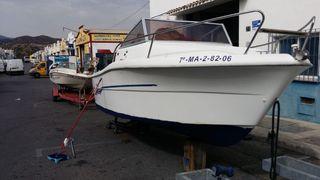 Barco lancha barca